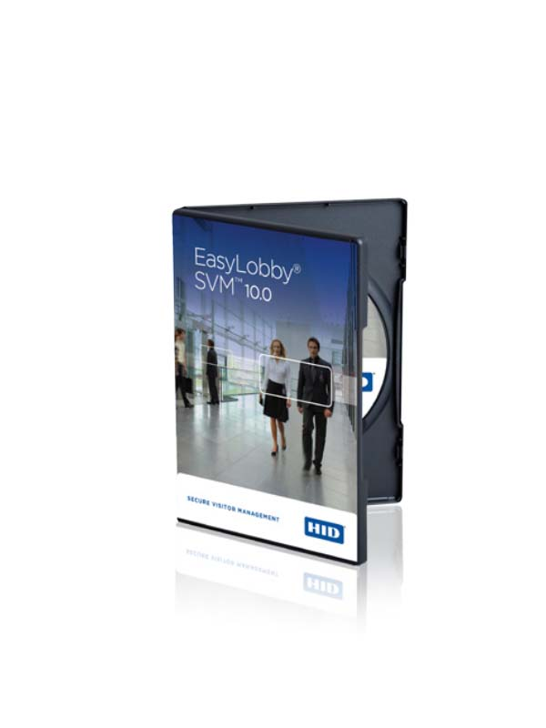 HID EasyLobby Secure Visitor Management