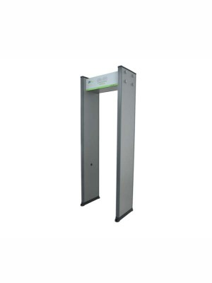 ZKTeco ZK-D1010S Walk Through Metal Detector
