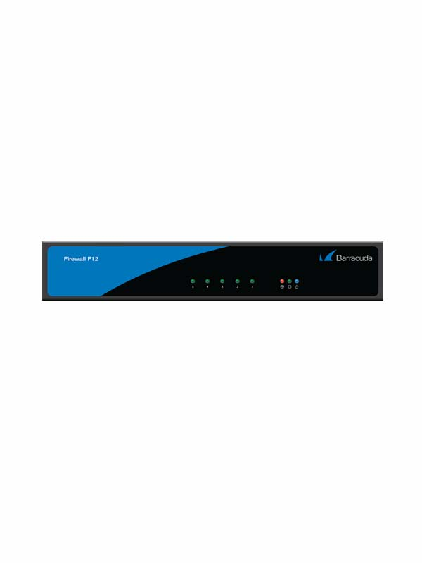 Barracuda CloudGen Firewall F12