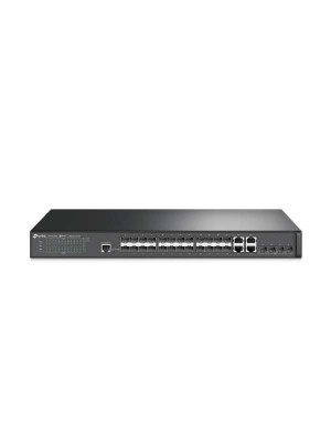 TP-Link JetStream 28-Port Gigabit SFP L2 Managed Switch