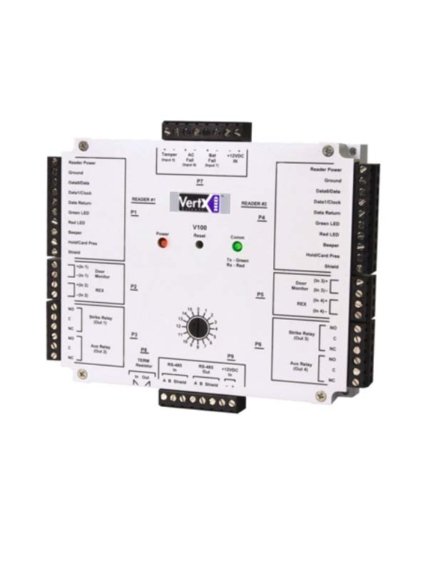HID VertX V200 Input Monitor Interface