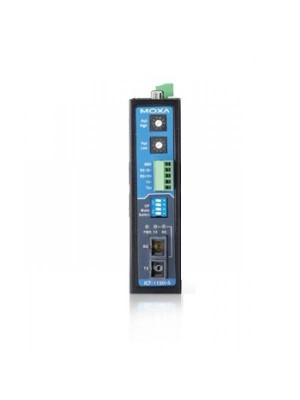 Moxa ICF-1150I-M-SC-T Serial-to-Fiber Optic Converters