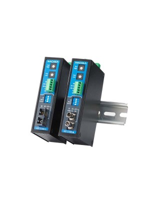 Moxa ICF-1150I-M-ST Serial-to-Fiber Optic Converters