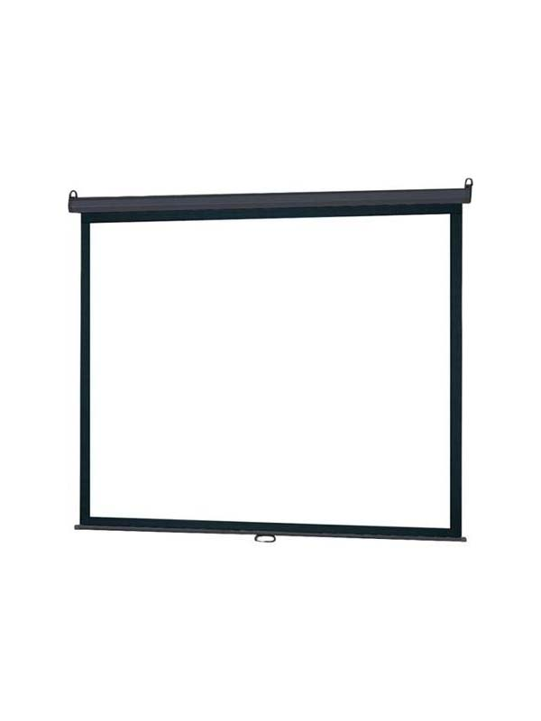 Alpha Projector Screen - Ceiling Manual 96 inch