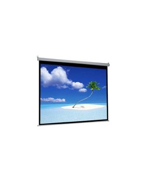 Alpha Projector Screen - Ceiling Motorized 70 inch