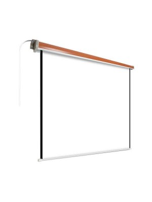 Alpha Projector Screen - Ceiling Motorized 96 inch