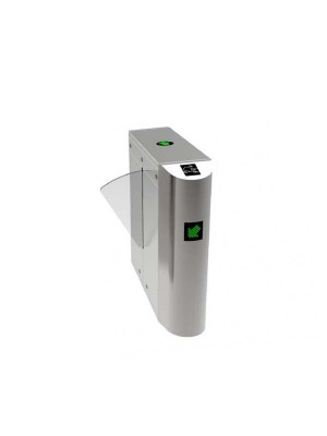 Keylok Flap Barrier Turnstile - Left Arm