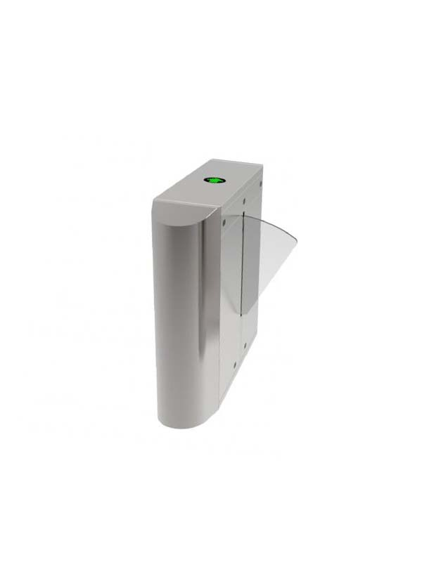 Keylok Flap Barrier Turnstile - Right Arm