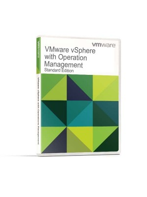 VMware vSphere with Operations Management Standard