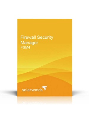 SolarWinds Firewall Security Manager FSM4