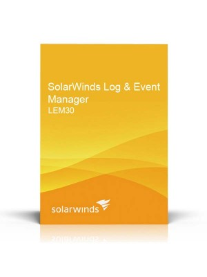 SolarWinds Log & Event Manager LEM30