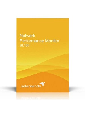 SolarWinds Network Performance Monitor SL100