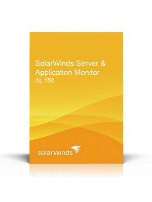 SolarWinds Server & Application Monitor AL150