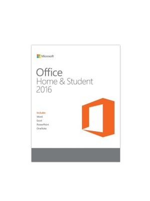 Microsoft Office Home and Student 2016 FPP License