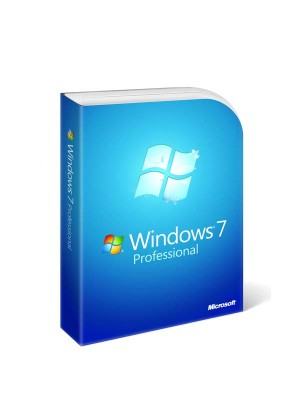 Microsoft Windows 7 Professional SP1 (32 bit) OEM License