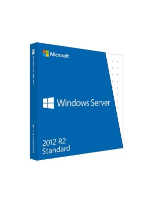 Microsoft Windows Server Standard 2012 R2 OEM License