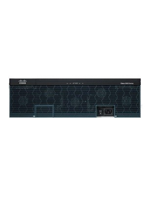 Cisco 3945 Integrated Services Router - CISCO3945/K9