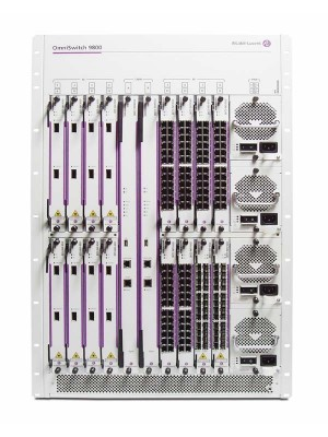 Alcatel Lucent OmniSwitch 9800E Base Bundle - OS9800E-CB-A