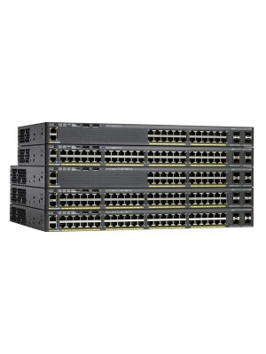 Cisco Catalyst 2960-X - WS-C2960X-48FPD-L