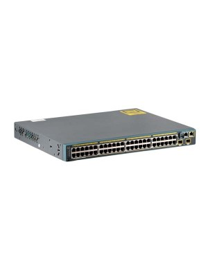 Cisco Catalyst 2960-S - 2960S-48FPS-L