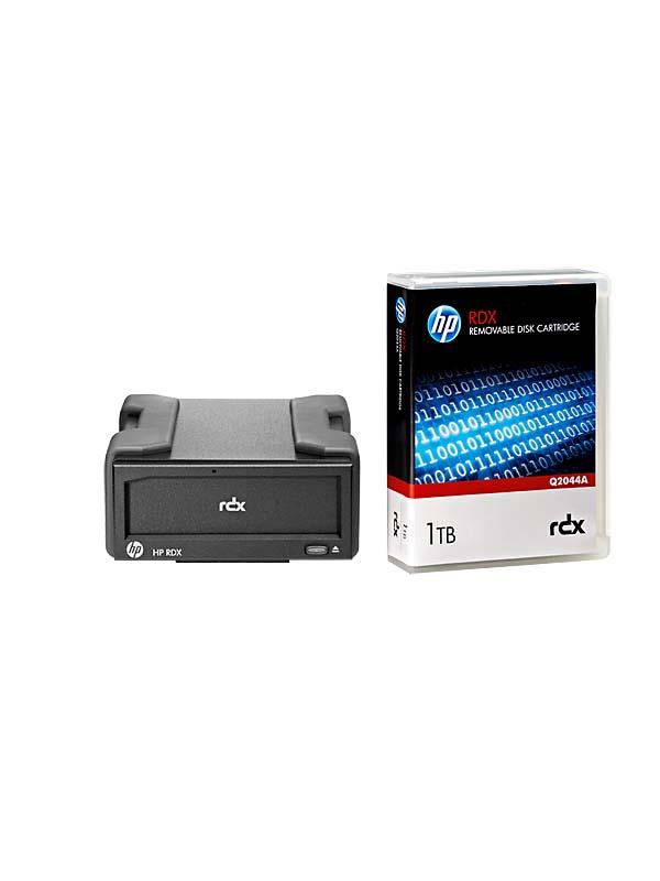 Hp Rdx1000 Usb3 0 External Disk Backup System Price