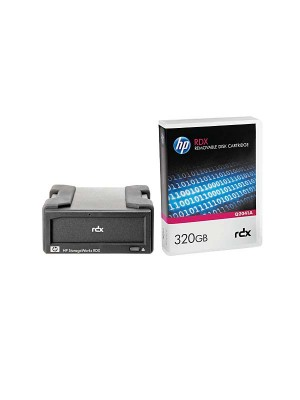 HP RDX320 USB3.0 Ext Disk Backup System