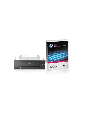 HP RDX320 USB3.0 Internal Disk Backup System