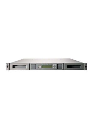 HP StoreEver 1/8 G2 LTO-6 Ultrium 6250 FC Tape Autoloader
