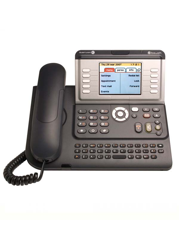 Alcatel Lucent 4068 IPTouch phone