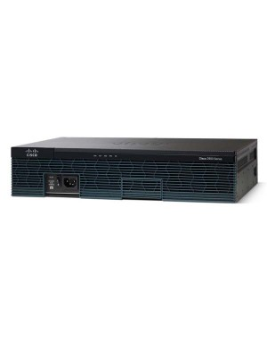 Cisco 2911 Integrated Services Router - CISCO2911/K9