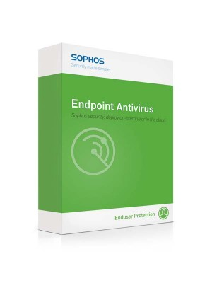 Sophos Endpoint Protection Advanced - 24 User