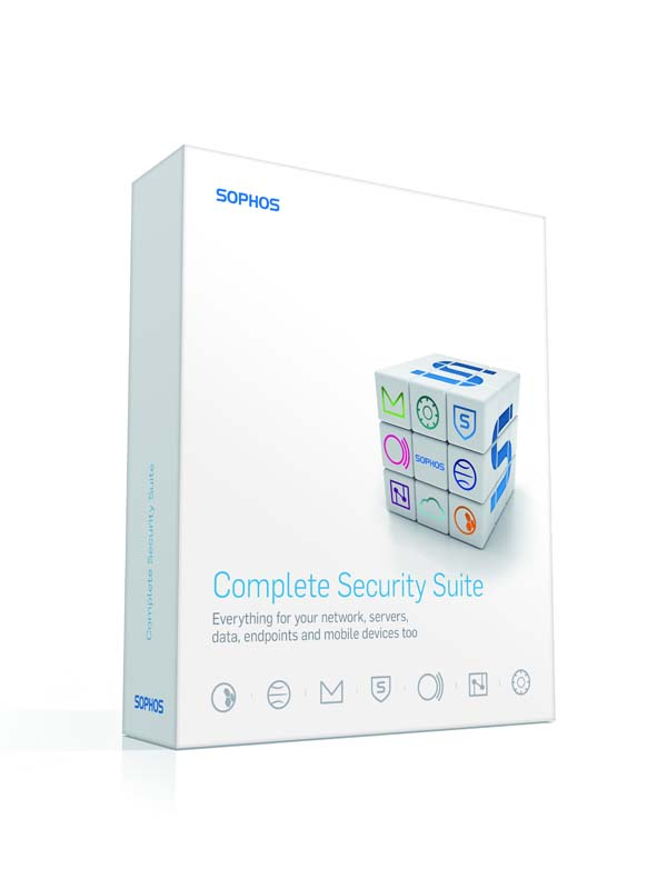 Sophos Endpoint Protection Business - 24 User