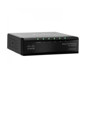 Cisco 100 Series Unmanaged Switches SF100D-05