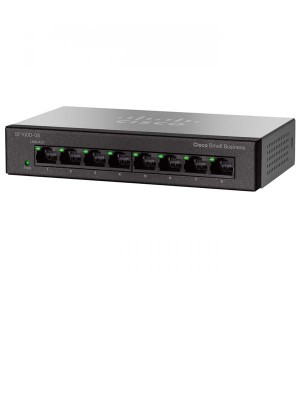 Cisco 100 Series Unmanaged Switches SF100D-08