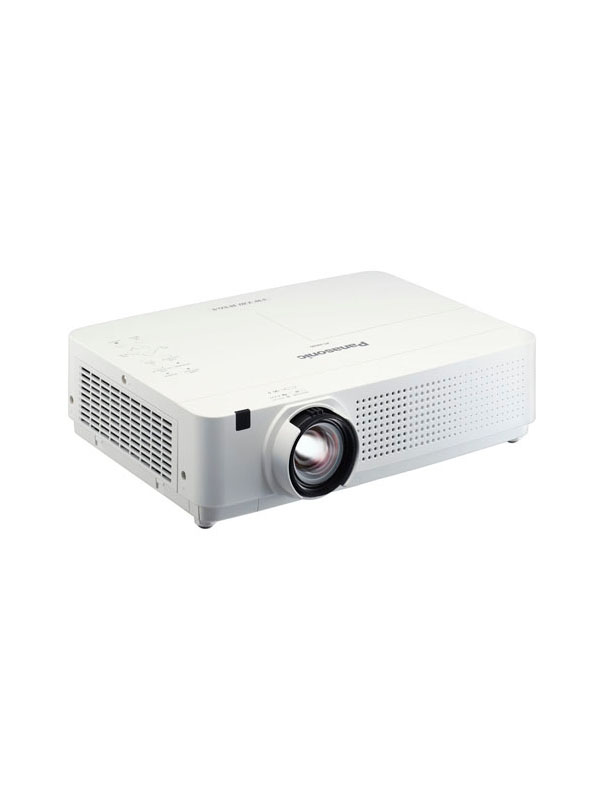 Panasonic lcd projector pt vx42za price specification jakarta indonesia amarta store for Exterior 400 image projector price